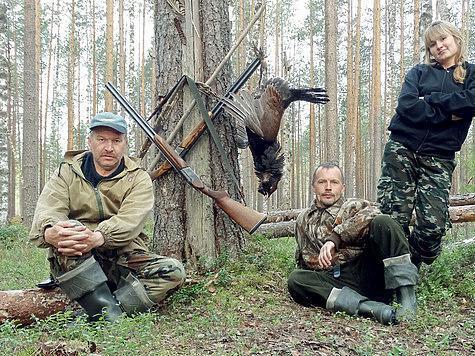 Охотник, как никто другой, заинтересован в сохранении и увеличении численности животных там, где это возможно. Фото Светланы Бурковской.