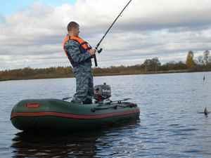 Что нужно что бы ловить рыбу вдали от берега