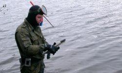 Вор вынес из дома ружьё для подводной охоты