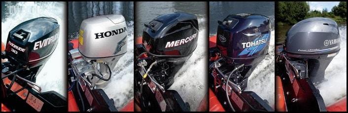 выбор мотора для лодки