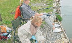В Татарстане рыба меняет стоянки