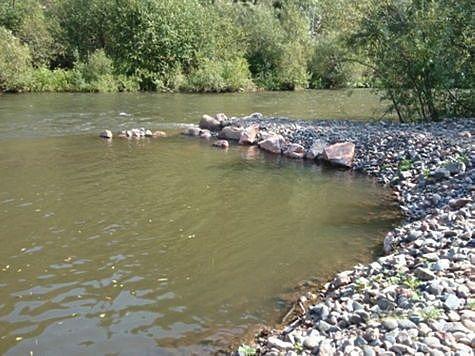 Река Базаиха. Фото: Красноярская природоохранная прокуратура.