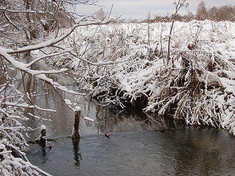 Река Скалба. Фото: Андрей Яншевский.