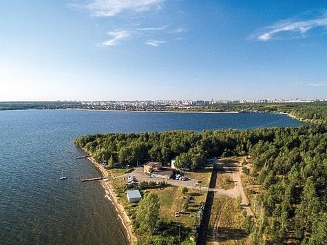 Шершневское водохранилище. Фото: chel.aif.ru.
